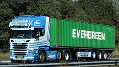 NL - Hans Lubrecht >Evergreen< Scania R13 TL (BonsaiTruck) Tags: ans lubrecht evergreen scania lkw lastwagen lastzug truck lorry camion