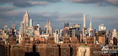 New York City Skyline, USA (AnthonyGurr) Tags: newyork newyorkcity nyc thebigapple america usa unitedstates skyline cityview cityscape anthonygurr manhattan city