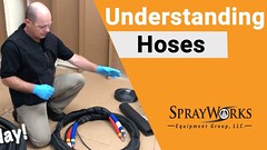 Fix-It Friday! Understanding Hoses and their Different Uses (sprayworksequipment) Tags: fixit friday understanding hoses their different uses