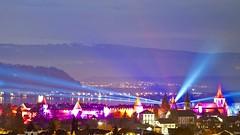 LIGHT-FESTIVAL - Murten 2019 (arteys) Tags: murten morat lichtfestival lightfestival lichtkunst lichtkünstler sony a6000 beleuchtung luci lacdemorat murtensee kunstlicht lichtspiel vully see fribourg friburg schweiz