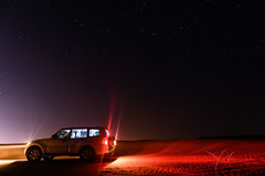 Starry-desert-nights-Oman-car-camping-side.jpg (yobelprize) Tags: glow nature yobelmuchang space background red illuminated nightphotography oman way transportation sky hills car constellation suv night dunes star landscape desert starry astrophotography stars starrynight outdoor carcamping vehicle milky light wahibasands galaxy blue headlights astronomy beautiful bright dark bidiyah universe cosmos parked travel yobel arabiannights transport