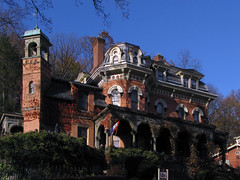 Harry Packer Mansion (Multielvi) Tags: harry packer mansion building architecture mauch chunk jim thorpe pennsylvania pa carbon county history