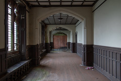 St. Joe's Seminary 2018 (scrappy nw) Tags: abandoned scrappynw scrappy derelict decay forgotten canon canon750d wigan england rotten urbex ue urbanexploration urbanexploring uk upholland seminary stjoes stjosephs stjoesseminary religious religion college