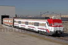 Back to the life... (Mariano Alvaro) Tags: 446062 renfe cercanias tcr pintura madrid valladolid tren trenes