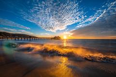 Nikon D850 Malibu Pier Sunset Fine Art California Coast Beach Landscape Seascape PCH Photography! Nikon D850 & AF-S NIKKOR 14-24mm F2.8G ED from Nikon! High Res 4k 8K Photography! Dr. Elliot McGucken Fine Art Pacific Ocean Sunset! (45SURF Hero's Odyssey Mythology Landscapes & Godde) Tags: nikon d850 malibu pier sunset fine art california coast beach landscape seascape pch photography afs nikkor 1424mm f28g ed from high res 4k 8k dr elliot mcgucken pacific ocean