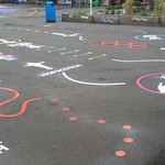 Playground Markings Experts in South Yorkshire #South #Yorkshire... thumbnail