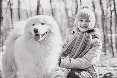 DSC03005 (Parfenova Natasha) Tags: weekend winter nature walking dog