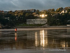 Sunset over Caswell Bay 2019 01 25 #17 (Gareth Lovering Photography 5,000,061) Tags: sunset sun sunny sunshine caswell gowercoast gower swansea wales seaside landscape beach walescostalpath olympus penf garethloveringphotography