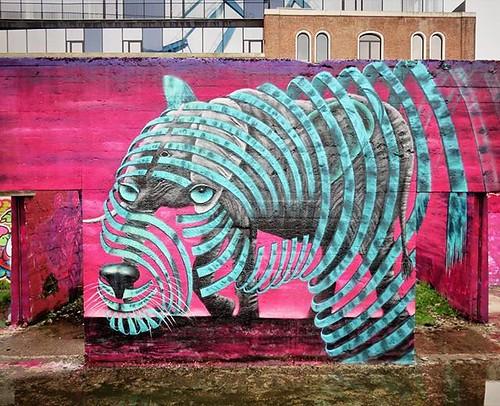 A superb new work by #theartistthatneversleeps / #art by #CeePil. . #Gent #Belgium #urbanart #graffitiart #streetartbelgium #graffitibelgium #visitgent #mural #fresquemurale #graffitiart_daily #streetarteverywhere #streetart_daily #ilovestreetart #igersst