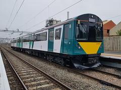 230003 5T53 (chriswarman) Tags: vivarail train 230003 230 bletchley bedford marston vale line dmu