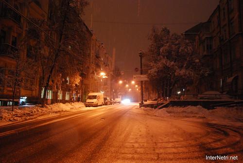 Засніжений зимовий Київ 419 InterNetri.Net Ukraine