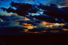 IMG_3364 (anyera2015) Tags: ceuta canon 70d canon70d atardecer nubes playa siluetas nublado hdr ribera mar