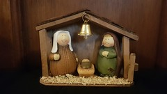 Kerststal Groenmarktkerk (mededeler) Tags: kerststal