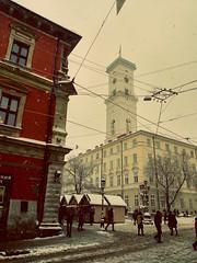 Rathaus Lemberg #lviv #ukraine #rathaus #ratusha #lvov (Ferid1992) Tags: rathaus lvov ukraine ratusha lviv