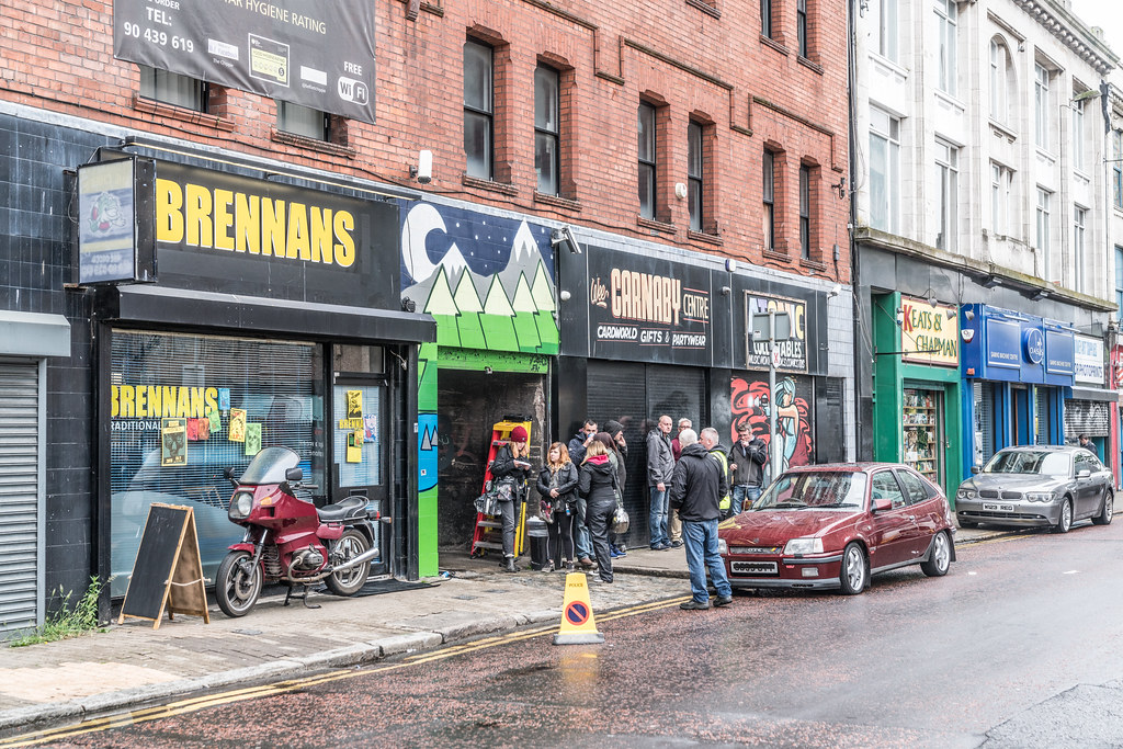 NORTH STREET IN BELFAST [PHOTOGRAPHED 2017]-145514