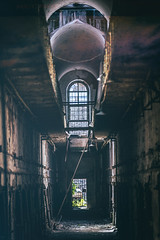 Eastern State Penitentiary (Thomas Hawk) Tags: america easternstatepenitentiary pennsylvania philadelphia philly usa unitedstates unitedstatesofamerica abandoned architecture jail penitentiary prison us