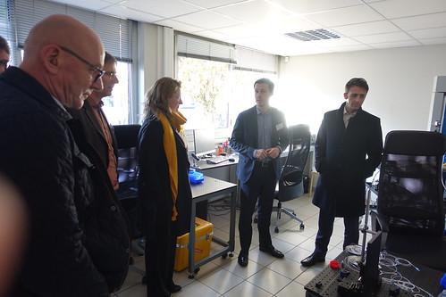 EPIC Meeting on Optics for Aeronautics (Company Visit) (2)
