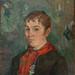 GAUGUIN,1886 - La Fille du Patron (Musée M.Denis) - 0