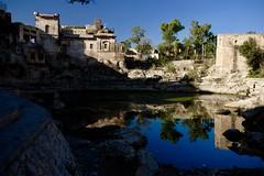 Shivs tear (shahmurai) Tags: fujifilmxt1 katasraj pakistan lordshiva archeology architecture temple thetearofshiva