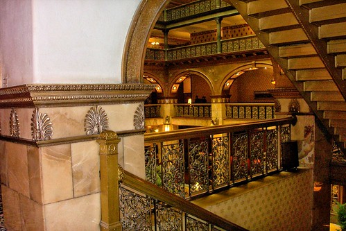 Brown Palace Hotel - Denver Colorado - Historic Hotel