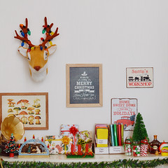 [Advent] - Display (Moonrabbit_ly) Tags: miniature rement advent christmas dollhouse diorama