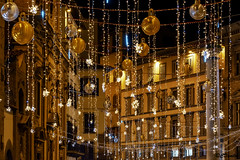 Firenze Addobbi Natalizi (danilocolombo69) Tags: florence christmasdecorations artcity historicalcentres feastoftheimmaculateconception danilocolombo69 danilocolombo nikonclubit