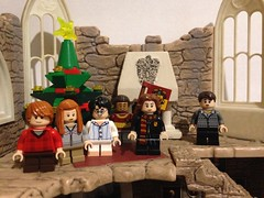Happy Holidays from Gryffindor!