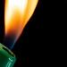 lighter flames