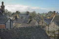 Hartington (Tony Tooth) Tags: nikon d7100 nikkor 35mm f18g rooftops village buildings houses hartington hdr derbyshire england