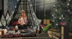N347 Merry Christmas, Love Tiff (Tiffany's Blended Beauty Blog) Tags: 220ml access astralia chimia extra foxcity hive jian kalopsia kuro merak refuge rinkame tiller truth