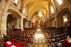 38 - Ardèche - Aubenas, église Saint-Laurent (paspog) Tags: france ardèche aubenas église kirche church églisesaintlaurent août august 2018