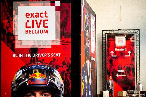 Exact Live Belgium