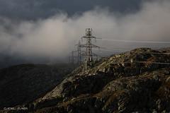 Energy (Dani Maier) Tags: obergomsvs wallis schweiz ch energy power pole electricity