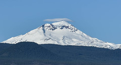 South Sister Mountain (maytag97) Tags: sisters mountains oregon south sister forest volcano mountain national snow landscapes landscape snowy cascade beautiful nature wilderness range sky white travel adventure cascades view blue natural outdoor environment maytag97 nikon d750 lenticular cloud