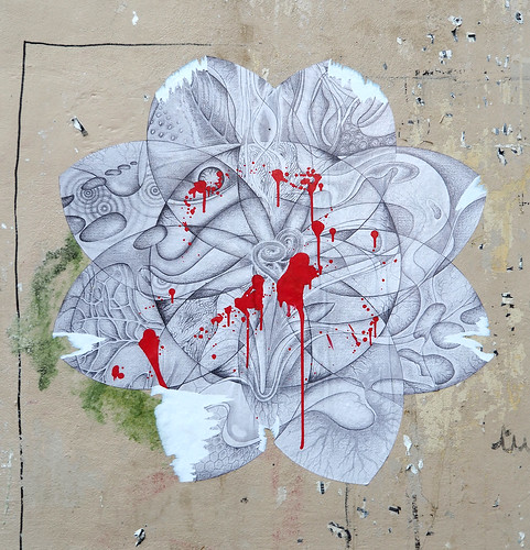 Pasted paper by Christian Havet [Paris 3e]