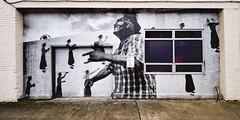 nate dog (Dennis Valente) Tags: 2018 streetarteverywhere usa muralist washington art contemporaryurbanart streetart seattle hdr spraypaint urbanart artist 5dsr 32bit pnw aerosol muralart painting isobracketing streetartistry mural