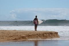 Surfer (jtbradford) Tags: kauai hawaii