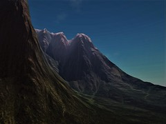 """ Closer To The Top "" (maka_kagesl) Tags: secondlife sl second life game gaming virtual videogame landscape mountain nature sky air ground"