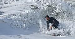 fullsizeoutput_519f (supercrans100) Tags: seal beach so calif beaches surfing body bodyboarding skim boarding drop knee back wash