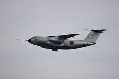 UP3A1384 (ken1_japan) Tags: 岐阜県各務原市 航空自衛隊岐阜基地 飛行開発実験団 ブルーインパルス t7 t4 f2 f4 f15 c1 kc767