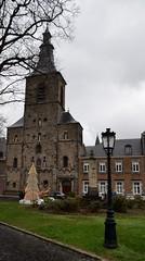 Rolduc, abdykerk en seminare. (limburgs_heksje) Tags: nederland netherlands niederlande limburg kerkrade rolduc abdij grensgemeente seminare klooster