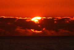 December Sunset (martinlrosen) Tags: california ggnra goldengatenationalrecreationarea pacificocean presidioofsanfrancisco sanfrancisco sunset