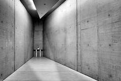 > << (fhenkemeyer) Tags: concrete beton minimalistic minimalistisch abstract museum architecture kit kunstimtunnel düsseldorf