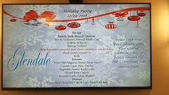 (cafe_services_inc) Tags: cafeservicesinc glendaleseniordining woodside menu digitalsign holidayparty holiday2018
