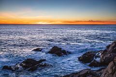 Carmel-By-The-Sea HW1, December 2018 #4 (satoshikom) Tags: canoneos6dmarkii canonef1635mmf28liiusm carmelbythesea hw1 californiacoast sunset