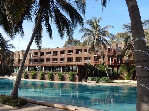 Hotel Jardin Savana, Dakar