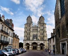 Dijon - Saint-Michel (Martin M. Miles) Tags: dijon saintmichel rudemuseum françoisrude saintetienne burgundy bourgogne bourgognefranchecomté côtedor 21 france