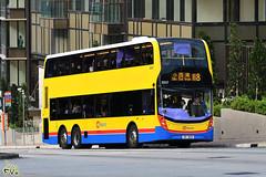 CTB Alexander Dennis Enviro 500 MMC Facelift 12m (ADL bodywork) (kenli54) Tags: ctb citybus alexander adl noadv dennis enviro e500 enviro500 e50d e500mmc facelift hongkongbus hongkong bus buses doubledeck doubledecker 8537 118 vp850 cummins euro6