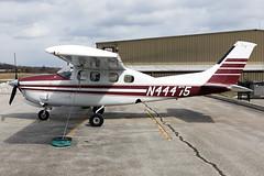 N44475 (✈ Greg Rendell) Tags: 1980 cessnap210npressurizedcenturion n44475 private aircraft airplane aviation brandywineairport flight gregrendellcom koqn n99 oqn pa pennsylvania spotting westchester westchesterairport unitedstates us