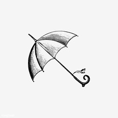 Vintage umbrella illustration (Free Public Domain Illustrations by rawpixel) Tags: antique art arts artwork black blackandwhite care cc0 claim cover coverage covering creativecommons0 decor decorative drawing element engraved engraving fineart graphic graphite historic historical history illustration ink isolatedonwhite name painting pencil protect protection publicdomain rain resistant retro risk safety season secure security shelter shield shielding sketch sketching support umbrella victorian vintage whitebackground
